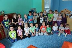 Předškoláci v Černé už mají zápis za sebou, budou chodit do školy v Černé, Frymburku nebo v Českém Krumlově.