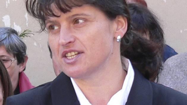 Ředitelka ZUŠ Český Krumlov Alena Švepešová.