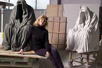 Malířka a sochařka Anna Chromy a její dílo.