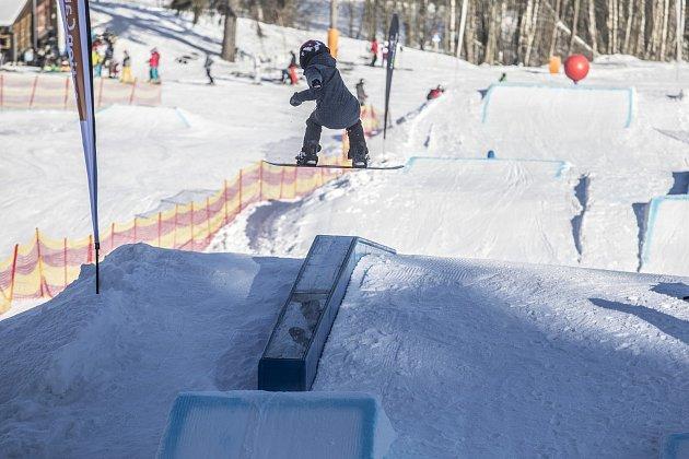 Lyžaři a snowboarďáci se mohou těšit na řadu vylepšení tratí.