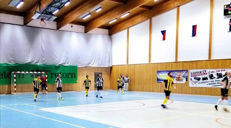 Větřní ve 3. kole nejvyšší soutěže prohrálo s Poličkou a porazilo Jilemnici.