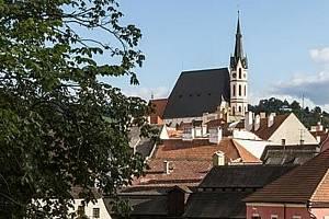 Svatováclavská mše začne v 17 hodin v kostele sv. Víta v Českém Krumlově.