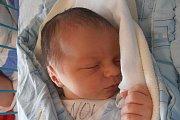 Prvorozeného syna Jiřího Křiklavu přivítali na tomto světě manželé Tereza a Jiří Křiklavovi vúterý 29. září 2015 v8 hodin a 49 minut. Jiřík, jenž po porodu vážil 3660 gramů, bude vyrůstat vPohorské Vsi.