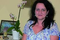 Pečovatelka roku Eva Dvořáčková.