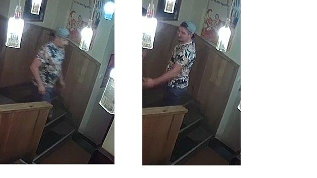 Policie hledá muže ztéto fotografie.