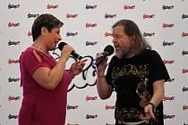 Kulturní program Plovárna Větřní 2019 zahájil sobotní koncert zpěváků z televize Šlágr.