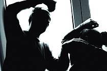 Domácí násilí - ilustrační snímek.