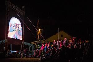 Večerní show na akci Dolní Vltavice žije!