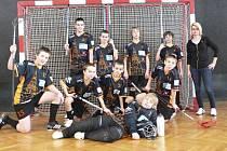 Na posledním turnaji mladší žáci FBC DDM nenašli přemožitele a podruhé v této sezoně se zaslouženě radovali z prvního místa.