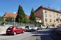 Placené parkování v Českém Krumlově je rozděleno do několika zón.