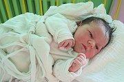 Marie Stoiberová z Přední Výtoně se prodrala na svět 27. dubna ve 22.55 hodin. Vážila 3,44 kg a měřila 50 cm. Je prvním miminkem Marie Korandové a Jana Stoibera, který nechyběl u porodu. Rodiče si velice pochvalovali úžasný přístup personálu porodnice.