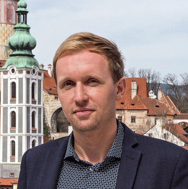 Nový ředitel ČKRF, Petr Troják.