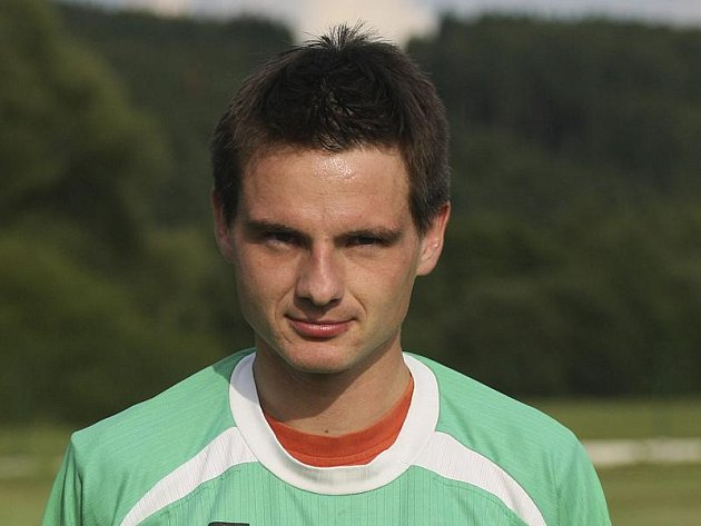 Nejlepším hráčem vítězného Velešína v derby s Vyšším Brodem byl dle názoru trenéra autor dvou branek Zdeněk Šafránek.
