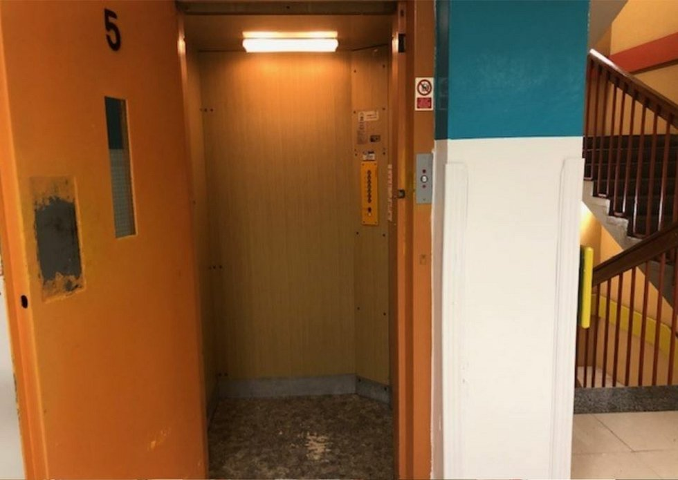 Českokrumlovská interna má před velkou rekonstrukcí, zmizí společné sprchy a toalety na chodbách.