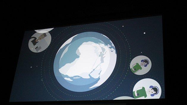 Slavnostní zahájení 20. ročníku festivalu Jeden svět