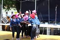 Pestrá kulturní paleta na Festivalu regionu Pomalší , který se konal v sobotu 24. 6. 2017 ve Velešíně.