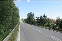 Policie hledá svědky nehody, která se stala poblíž Velešína.