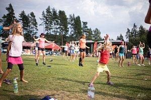 Lipno Sport Fest, to jsou i světoví šampioni