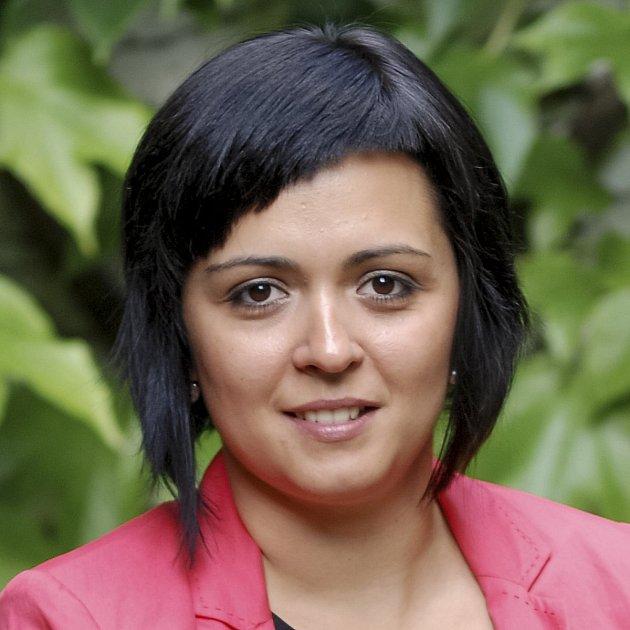 Jana Kopúnová, JIHOČEŠI 2012, učitelka, 35let
