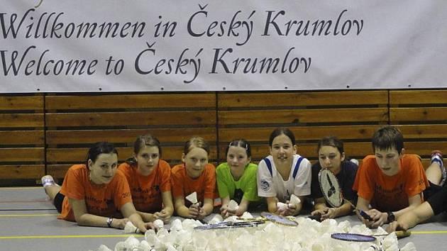 V silné konkurenci družstev ze sedmi zemí postaví pořádající SKB Č. Krumlov při RSL Cupu 2011 tři týmy starších žáků.