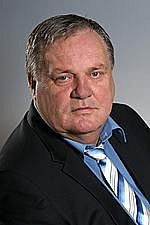Předseda MO ČSSD Český Krumlov Rudolf Vejskrab.