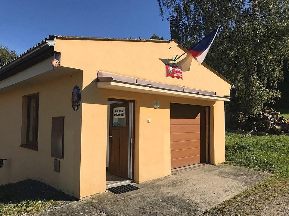 Zvíkov na Českokrumlovsku