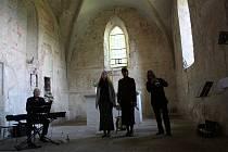 Koncertem Antikvartetu Dušana Vančury zahájena další, vpořadí už 3. hudební sezona v Boleticich.