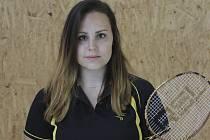 Juniorka Sabina Milová hrála teprve svůj druhý mezinárodní turnaj dospělých, a byť do hlavní soutěže dvouhry neprošla, tak nasbírala spoustu zkušeností.