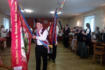 Oslava  95 let trvání Obce Baráčníků ve Věžovaté Pláni na Českokrumlovsku.