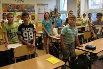 V Základní škole Školní v Kaplici.
