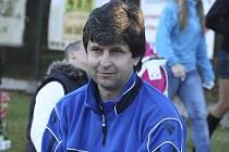 Kaplický trenér Jiří Orlíček byl výkonem svých svěřenců ve Vodňanech hodně zklamaný.