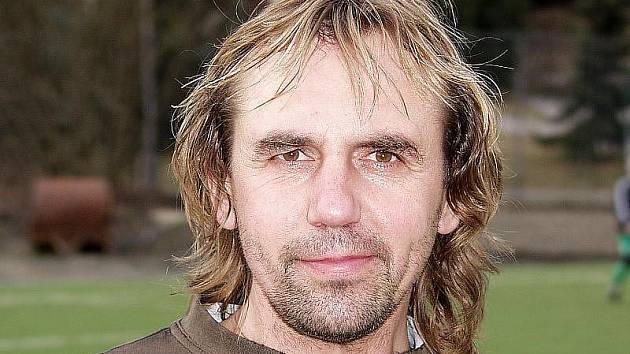 Jarní fotbalový expert Českokrumlovského deníku Bronislav Bäuml.