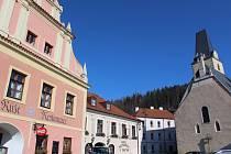 Městečko Rožmberk nad Vltavouje krůček od toho, aby se postupně začalo vizuálně měnit vještě půvabnější, než je doposud.