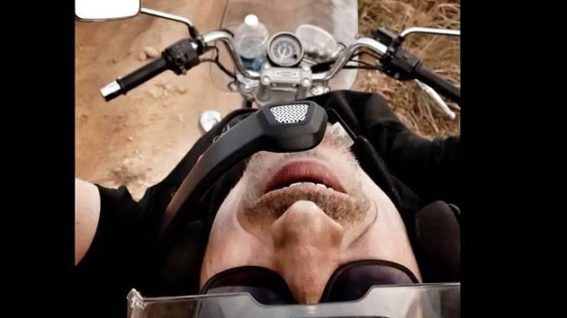 Po jihu Indie na motorce.
