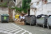 Tak to chvílemi vypadá v historickém centru Českého Krumlova.