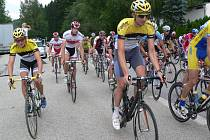 Cyklistický závod O pohár hotelu Kilián Loučovice.