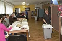 Komunální volby 2014 v Kaplici.