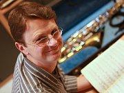 Dramaturg Festivalu komorní hudby Martin Voříšek.