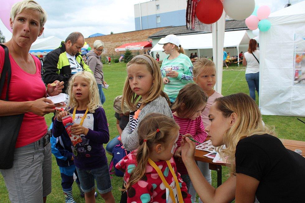 Festival Houpačka nabídl spoustu netradiční zábavy.