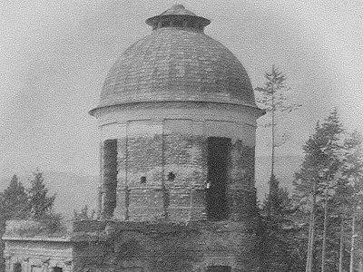 Objekt se dá dnes najít ve stejném stavu jako na fotografii z roku 1899.