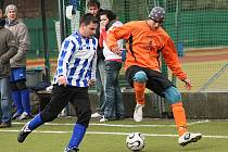 Sekyra Group Cup 2009: 7. kolo / FC Vltava - FC Velešín 2:5.