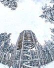 Na lipenských sjezdovkách leží skoro metr sněhu.