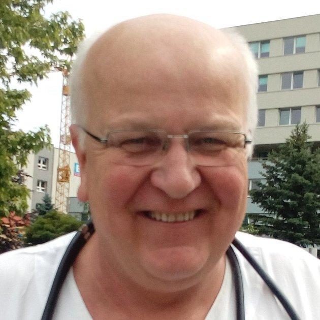Ředitel českokrumlovské nemocnice Jindřich Florián