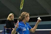 Badmintonistka Hana Milisová.