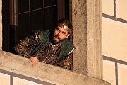 Noc na Karlštejně tentokrát ožila na zámku v Jindřichově Hradci.
