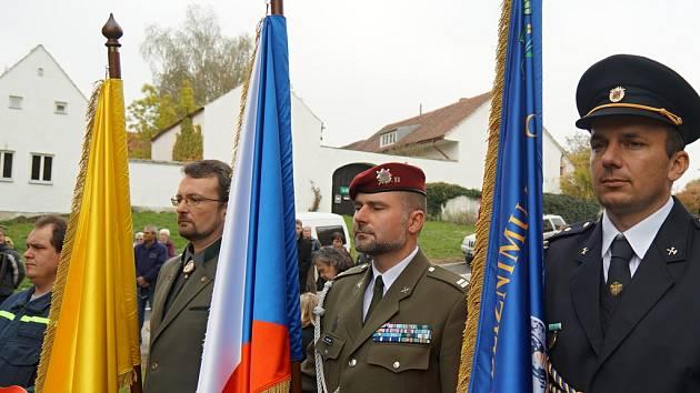Oslavy 700 let od první písemné zmínky o Mojném, Černici a Záhorkovicích.