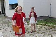 Konec školního roku v Základní škole Fantova Kaplice.