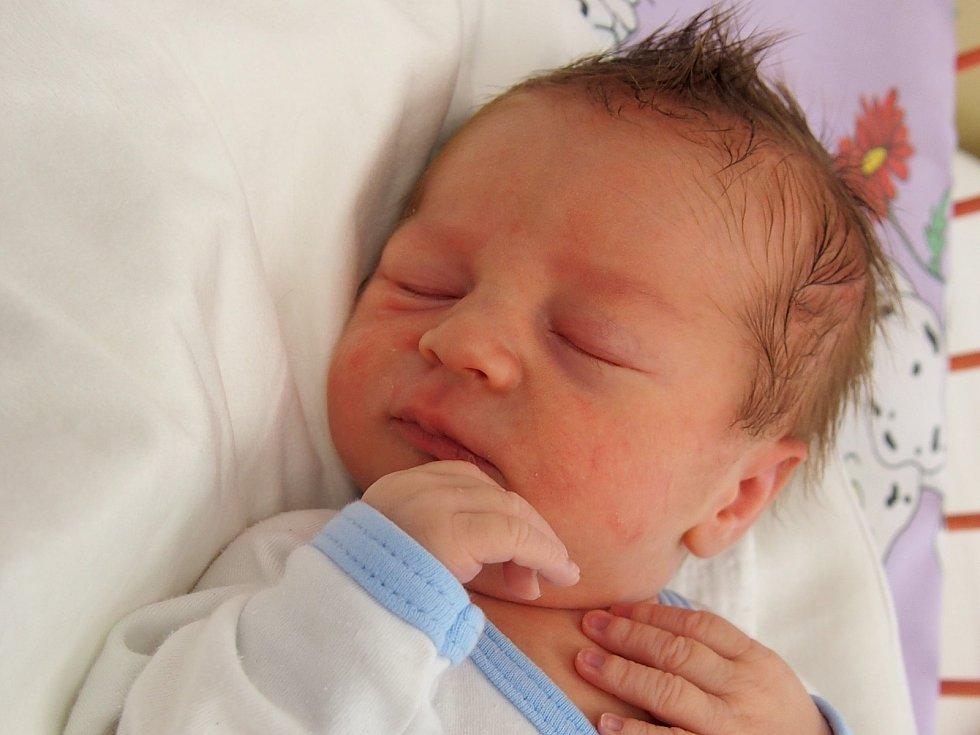 Třetí přírůstek do rodiny přivítali manželé Kateřina a Jan Hořejší. Jáchym Hořejší se narodil 15. července 2019 v8.50 a pyšnil se mírami 50 centimetrů a 3360 gramů. Chlapečka si rodiče odvezli domů do Vrábče, kde na něj čekal sedmiletý bráška a dvouletá