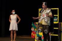 Představení Michala Nesvadby v neděli pobaví děti i dospělé v Kaplici.