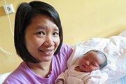 Dinh Duy Dat se jmenuje chlapeček, který se včeskokrumlovské porodnici narodil 27. dubna v 9.12 hodin. Měřil 49 cm a vážil 3350 g. Jeho maminka Nguyen Thi Ha a tatínek Dinh Duy Ghinh jsou zVyššího Brodu. Chlapeček je jejich prvním miminkem.